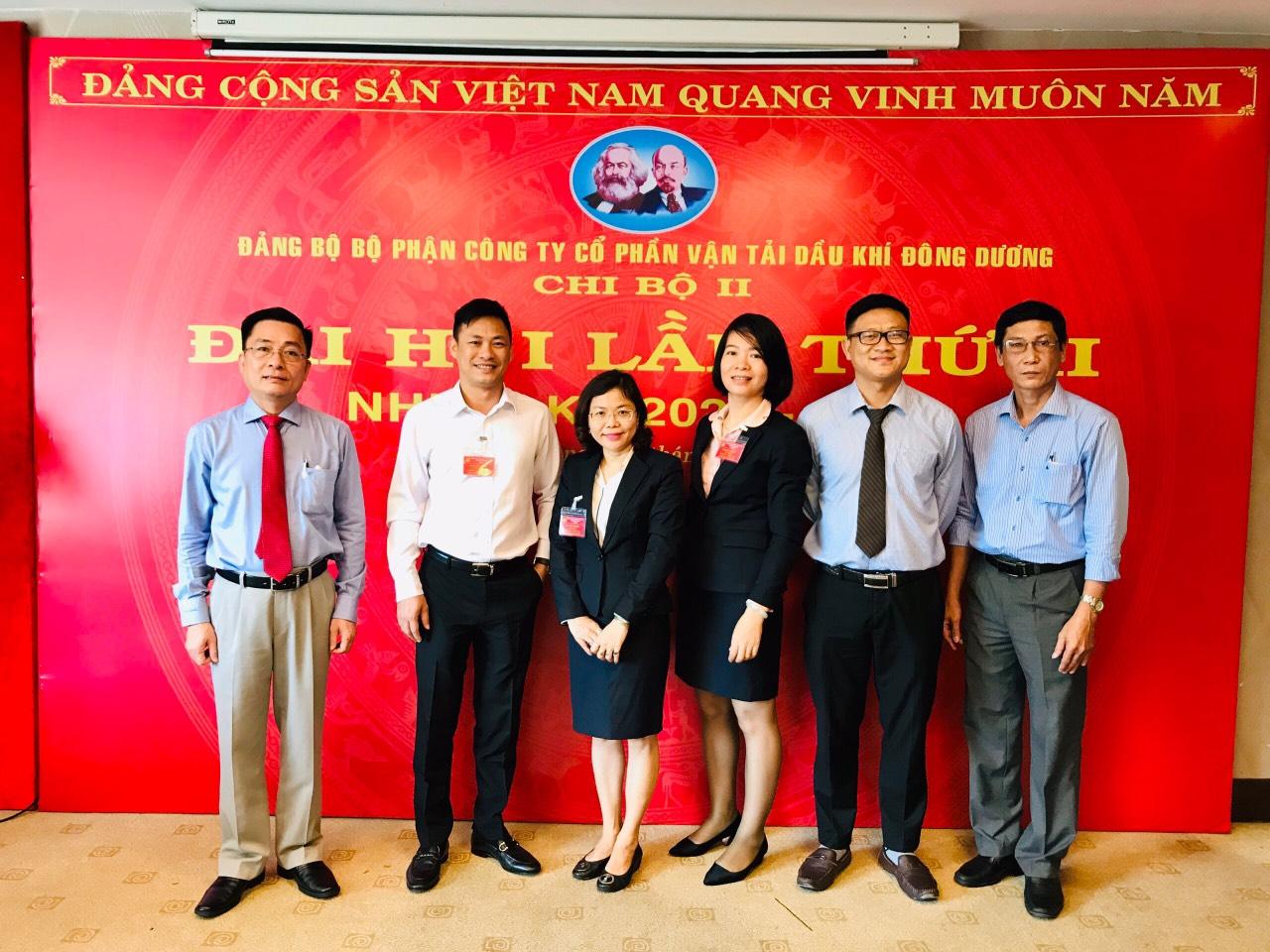 Đại hội Chi bộ 2 (Chi nhánh Hồ Chí Minh) lần thứ 2, nhiệm kỳ 2020-2022