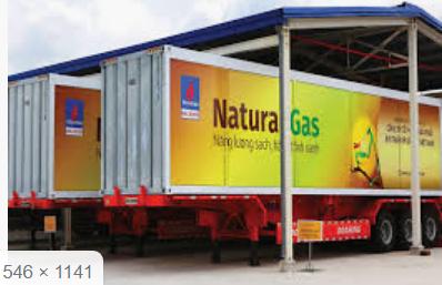 Dịch vụ cho thuê bồn khí CNG