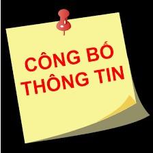 Thông báo chốt danh sách cổ đông để xin ý kiến cổ đông bằng văn bản của PTT